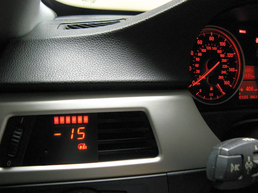 Bmw 335i Rix Effects Boost Gauge Installation