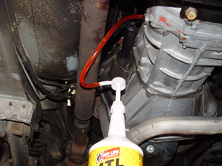 Jeep TJ Transmission and Transfer Case Fluid Change DIY