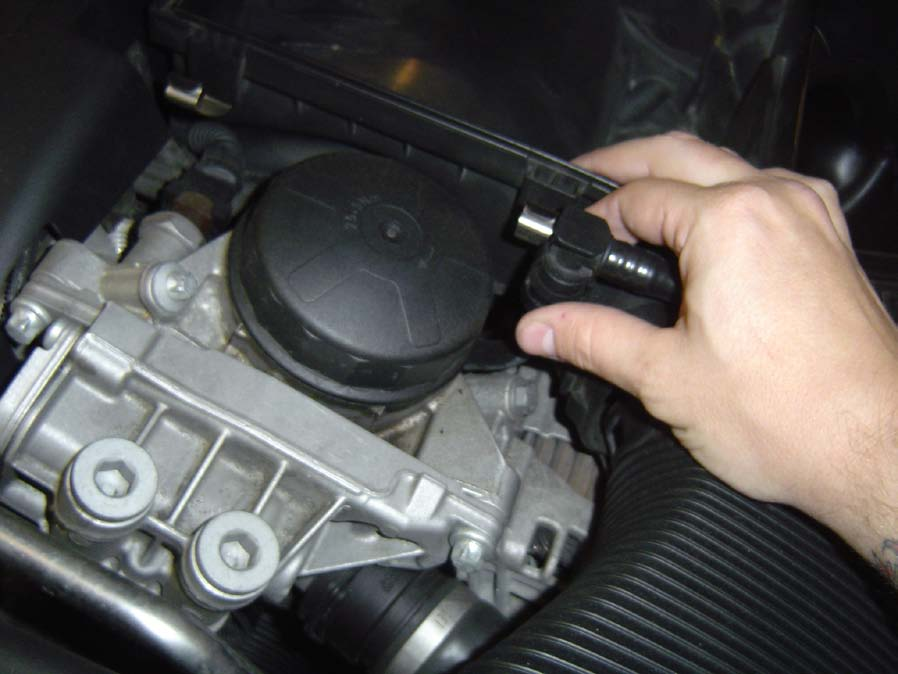 HPFP Installation on BMW 335i by AMS PerformanceBill's WEB SPACE