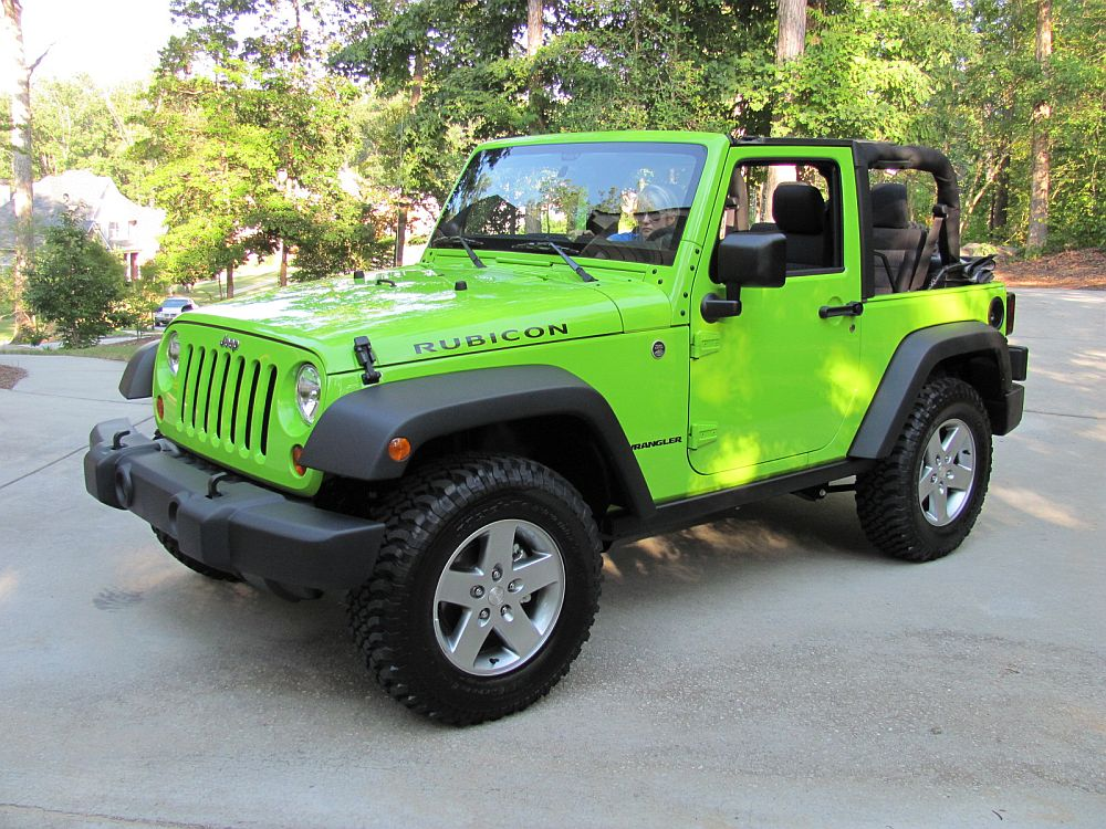 2019 Jeep Wrangler Colors >> Show us your Gecko - Page 9 - Jeep Wrangler Forum